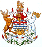 Coat of Arms of British Columbia