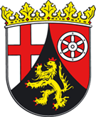 Coat of arms of the Rhineland-Palatinate